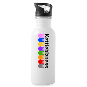 Kettlebizness Water Bottle - Water Bottle