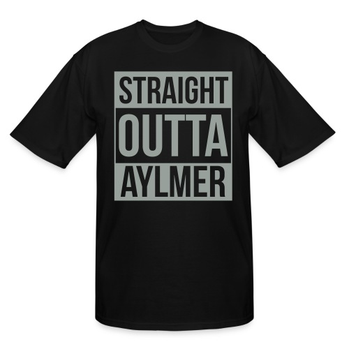 Straight Outta Aylmer - Men's Tall T-Shirt