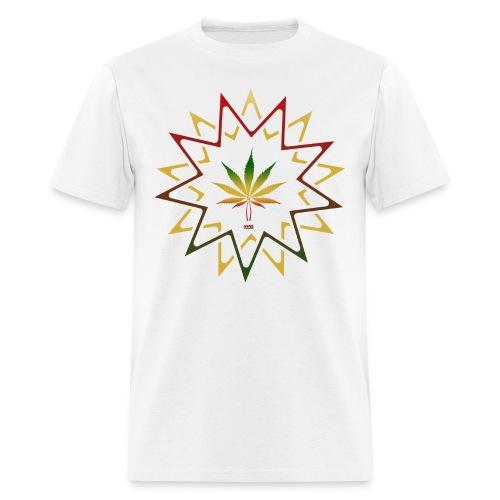 Gold Leaf Men's T-shirt - Men's T-Shirt