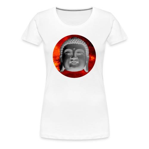 Buddhas Universe - Women's Premium T-Shirt
