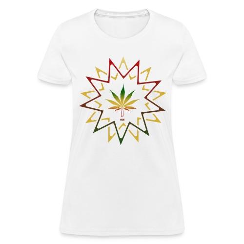 Gold Leaf Women's T-Shirt - Women's T-Shirt