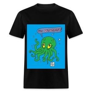 octosassy - Men's T-Shirt