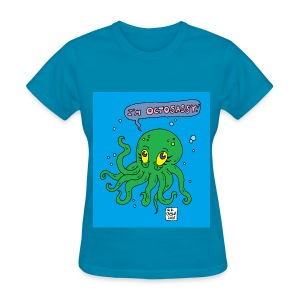 octosassy - Women's T-Shirt
