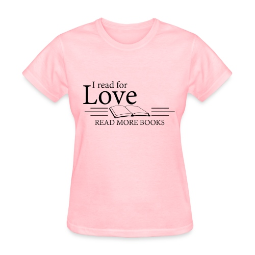 Read for Love - Women's T-Shirt