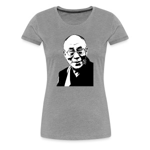 His Holiness - Women's Premium T-Shirt