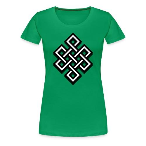 Eternal Knot - Women's Premium T-Shirt