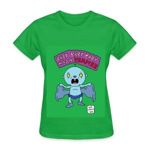 Baby Vampire - Women's T-Shirt