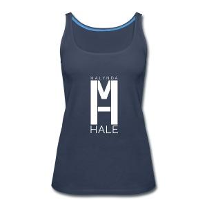 Malynda Hale Logo Tank Top - Women's Premium Tank Top