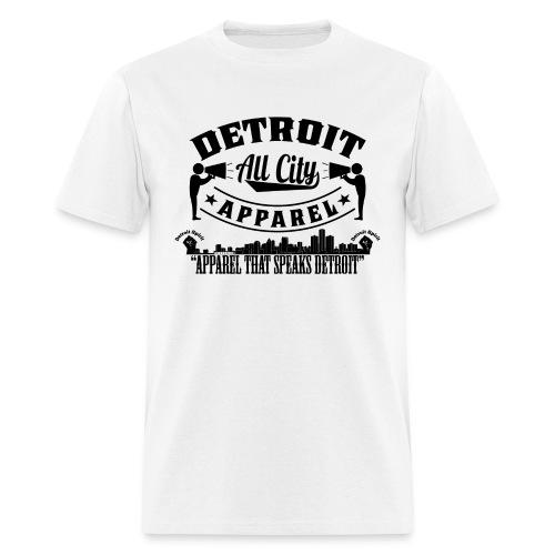 Detroit All City Logo - Men's T-Shirt