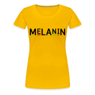 T-Shirts ~ Women's Premium T-Shirt ~ Melanin