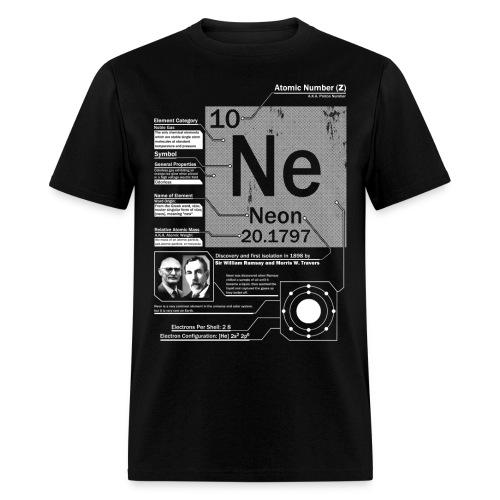 Neon Ne 10 Element t shirt - Men's T-Shirt