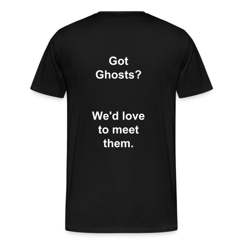 Got Ghost Tshirt - Men's Premium T-Shirt