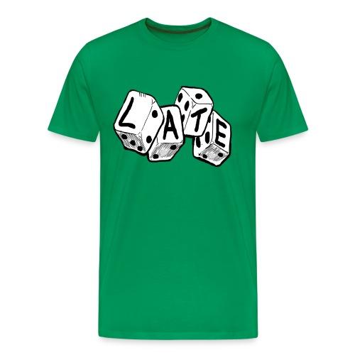 Dice Logo T-Shirt - Men's Premium T-Shirt