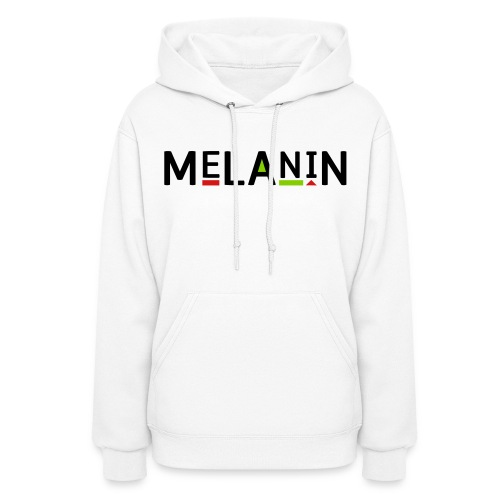 Melanin - Women's Hoodie