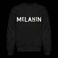 Long Sleeve Shirts ~ Crewneck Sweatshirt ~ Melanin