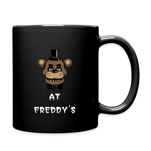 Tasa  freddy's - Full Color Mug