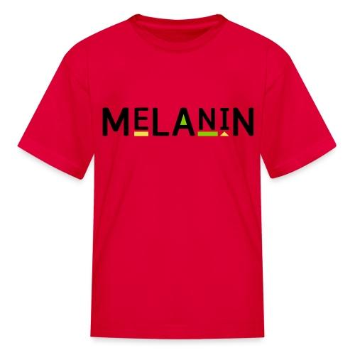 Melanin kids - Kids' T-Shirt
