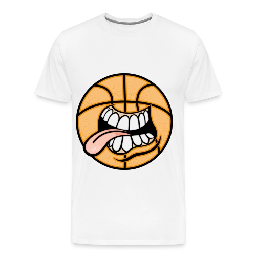 Play hard, Laugh harder - Men's Premium T-Shirt