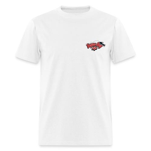 Basic Tee (front & back) - Men's T-Shirt