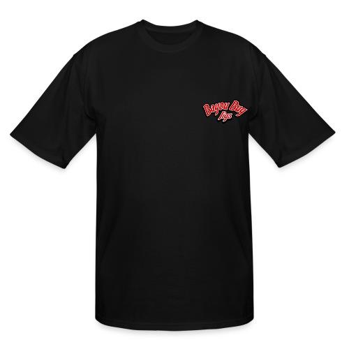 Big & Tall BBJ (Front & Back) - Men's Tall T-Shirt