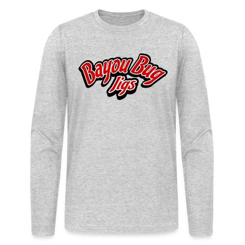 BBJ Long Sleeve (front & back) - Men's Long Sleeve T-Shirt by Next Level