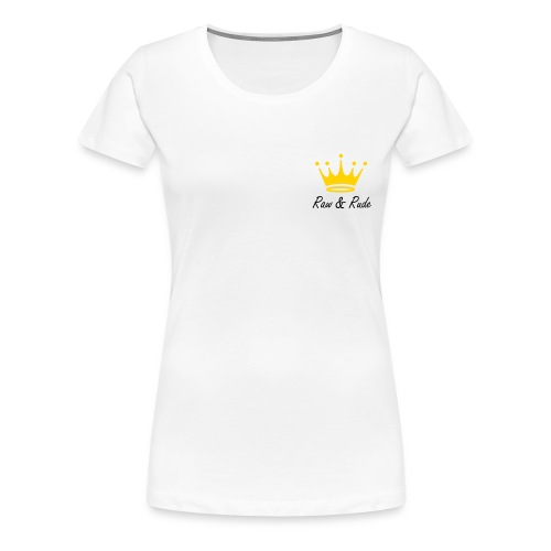 Queen v2 - Women's Premium T-Shirt