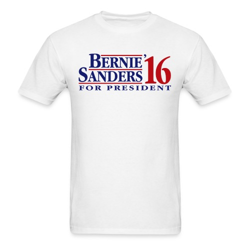 Bernie For President - Men's T-Shirt