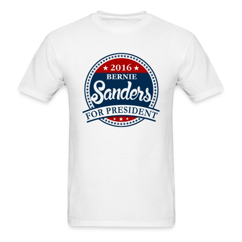 Bernie For President 2016 - Men's T-Shirt
