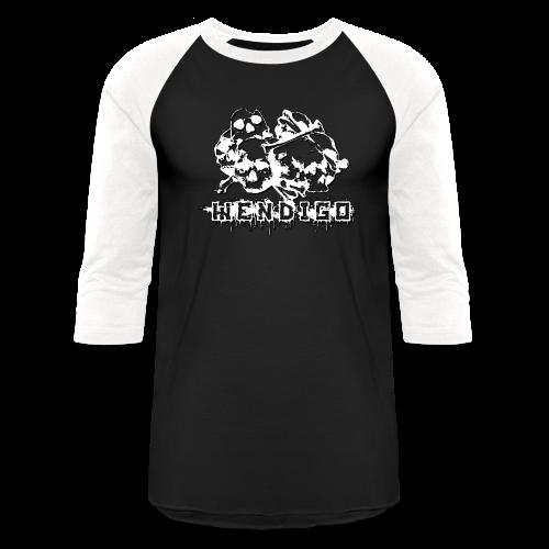 The Skulls Varsity Tee - Baseball T-Shirt