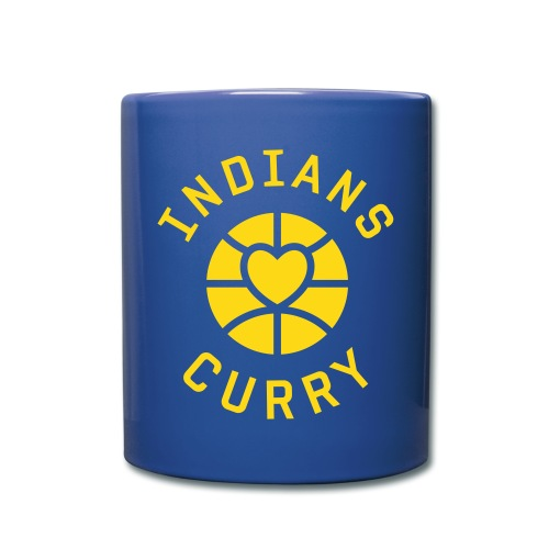 Indians Love Curry Mug - Full Color Mug