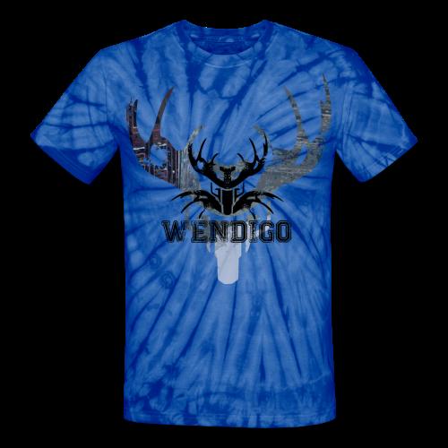 Swamp Thing Tie-Dye - Unisex Tie Dye T-Shirt