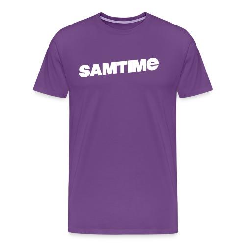 SAMTIME Mens Ter-Shirt (PATRIOT) - Men's Premium T-Shirt