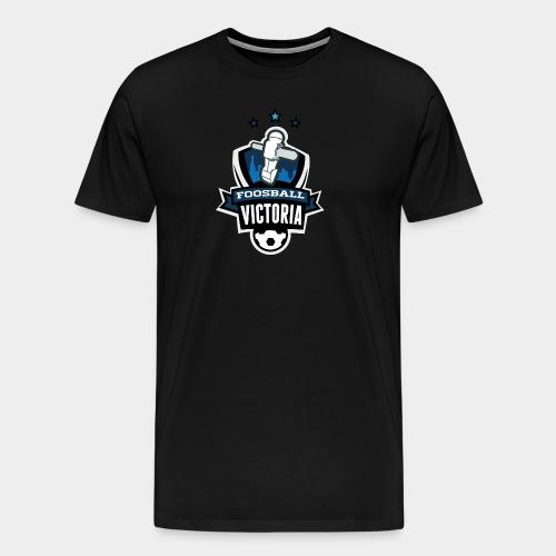 Foosball Victoria tshirt - men's - Men's Premium T-Shirt