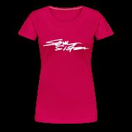 Women's T-Shirts ~ Women's Premium T-Shirt ~ soul sista