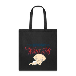 Family Guy You Know You Want Me - Tote Bag