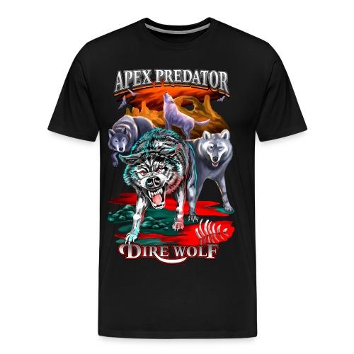 DIRE WOLF - Men's Premium T-Shirt