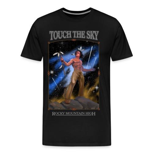 TOUCH THE SKY: NATIVE - Men's Premium T-Shirt