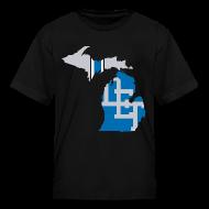 Kids' Shirts ~ Kids' T-Shirt ~ Lions Country - Michigan