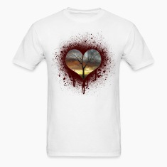 bleeding heart T-Shirts