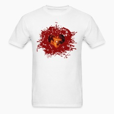 supernova heart T-Shirts