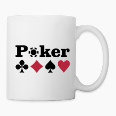 Poker Mugs & Drinkware