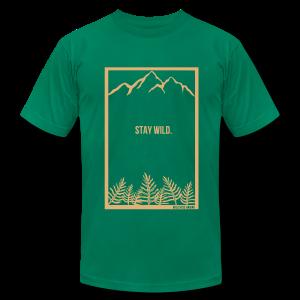 Stay Wild Shirt  - Men's Fine Jersey T-Shirt
