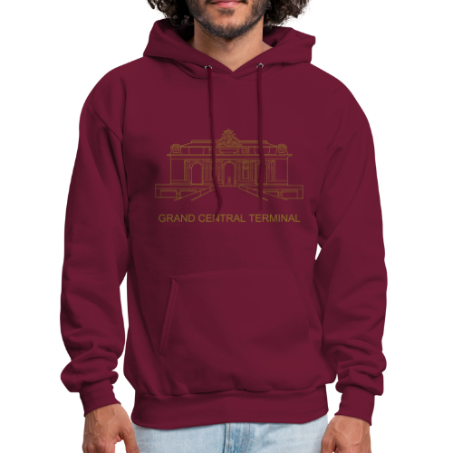 Grand Central Station New York - Men's Hoodie