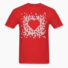 Pixel Heart T-Shirts