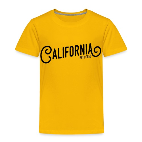 California - Toddler Premium T-Shirt