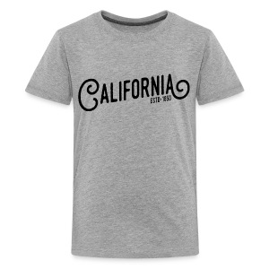 California - Kids' Premium T-Shirt