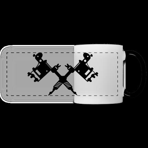 Tattoo Machine Mug - Panoramic Mug