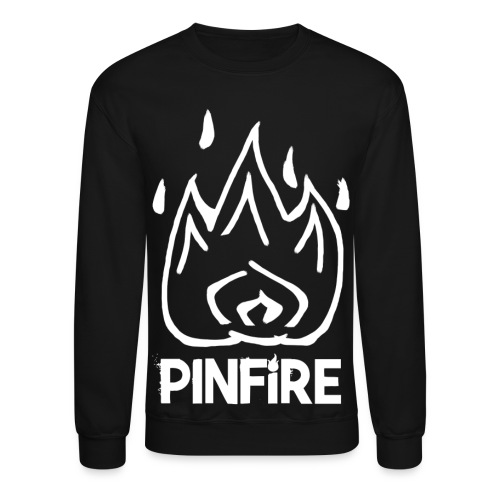 FIYAHHH Print Crewneck - Crewneck Sweatshirt