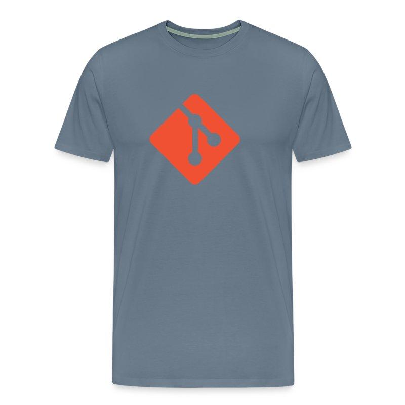 git logo tshirt spreadshirt