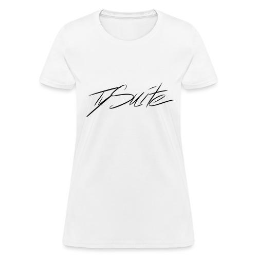 Ty Suite - Women's T-Shirt